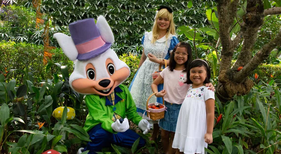 Easter brunches in Singapore - Melt Cafe - Mandarin Oriental Hotel