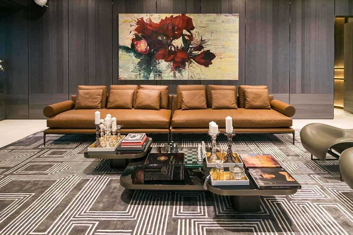 Robb Report Penthouse - The Salon