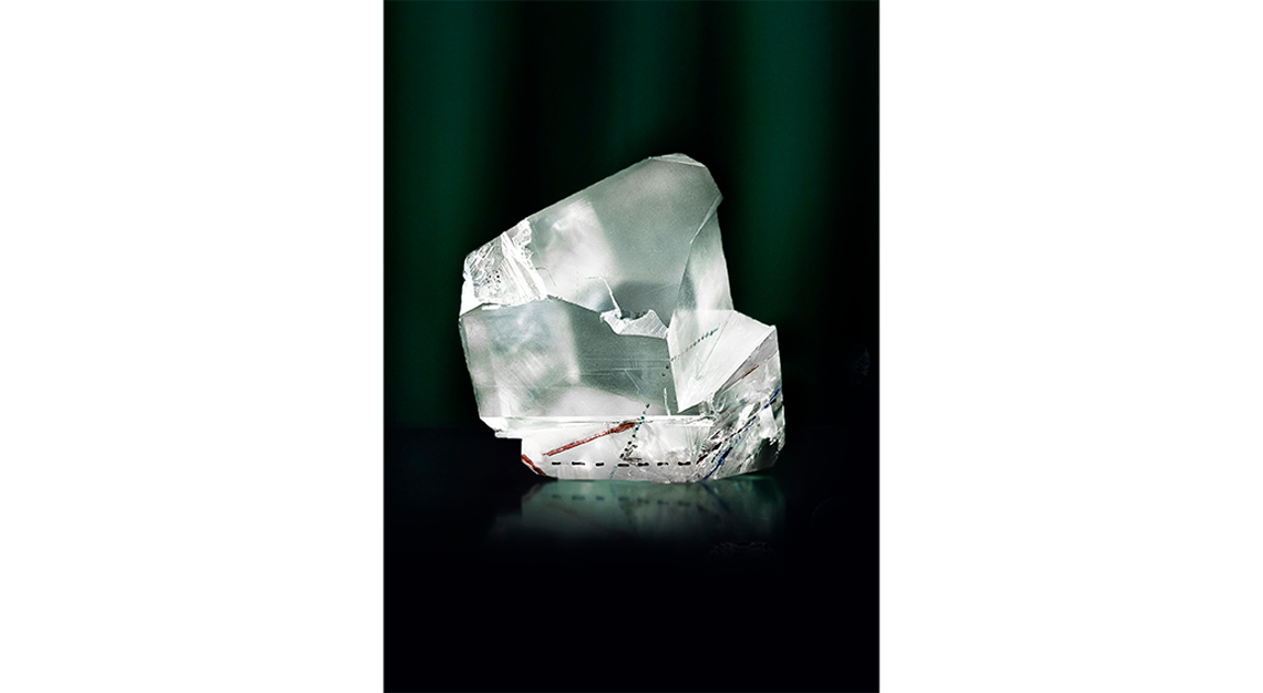 Most expensive emerald cut diamond - Graff Lesedi La Rona