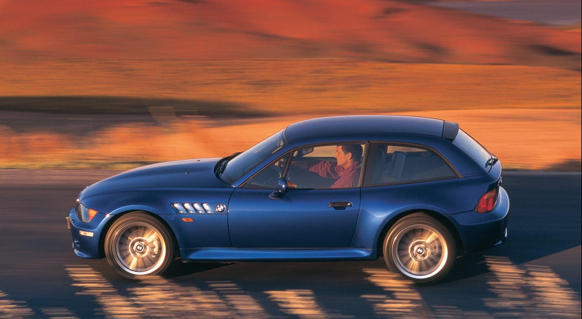 World's Ugliest cars - BMW Z3 Coupe