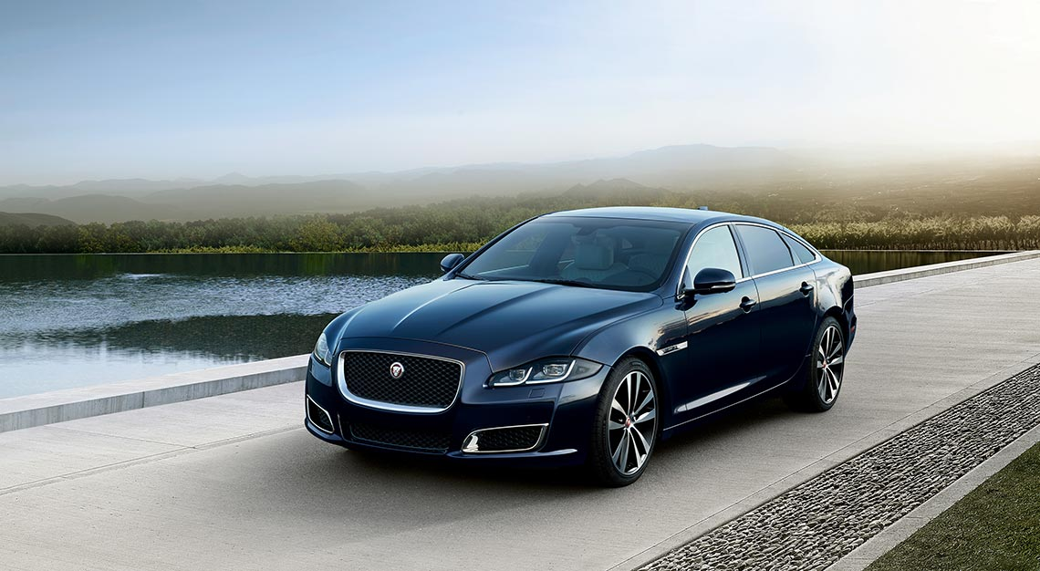 World's Ugliest cars - Jaguar XJ