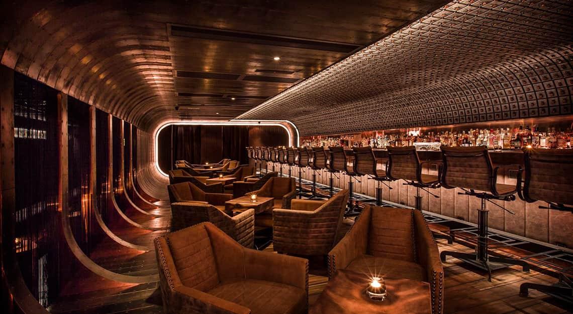 Underground bars in Asia - J. Boroski