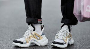 Crazy fashion trends - Louis Vuitton Archlight Sneaker