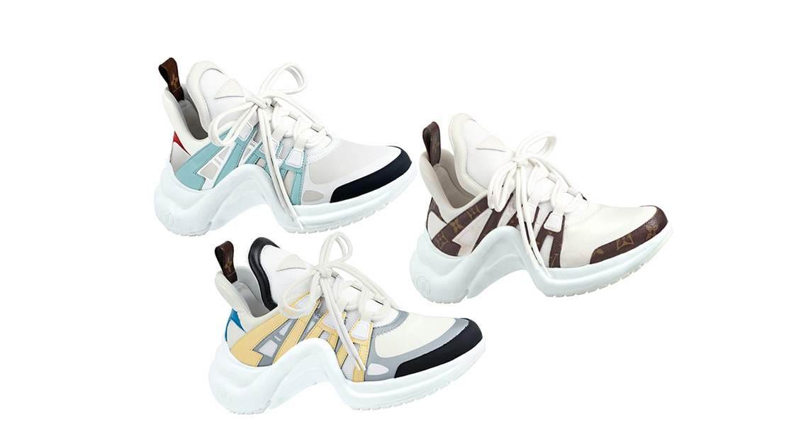 Crazy fashion trends - Louis Vuitton Archlight Sneaker