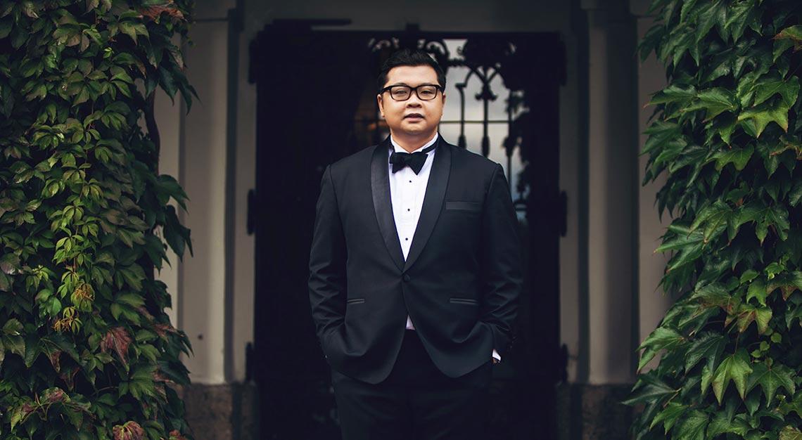 Interview with Da Yu Au - Quintessentially Singapore