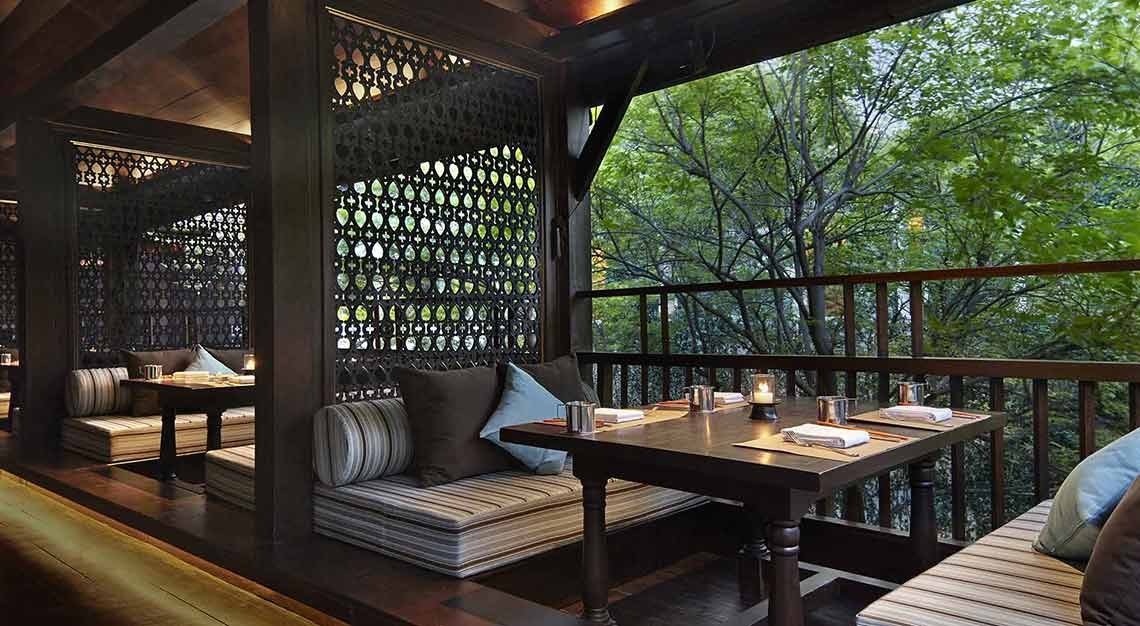 Luxury hotels in Chiang Mai - Anantara Chiang Mai Resort