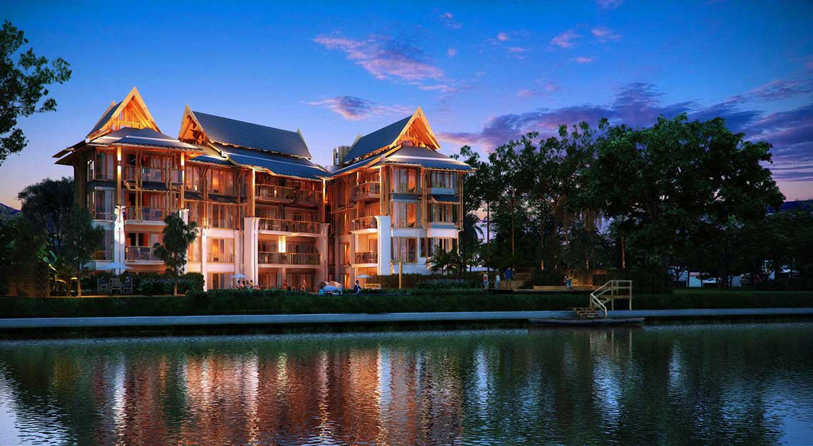 Luxury hotels in Chiang Mai - The Chiang Mai Riverside