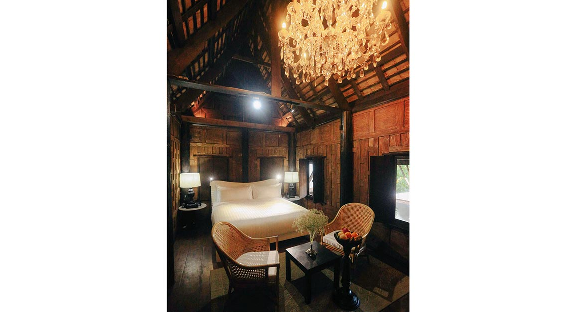 Luxury hotels in Chiang Mai - Villa Mahabhirom