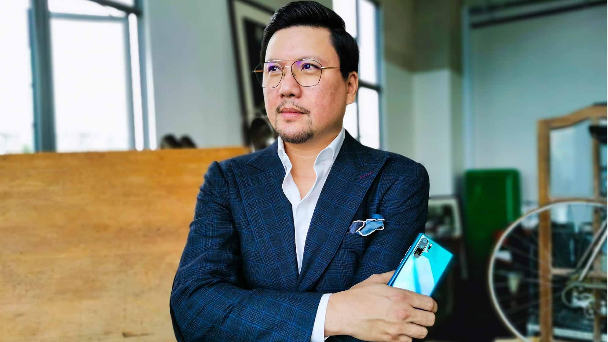 Huawei x Roy Teo - Huawei P30 Pro