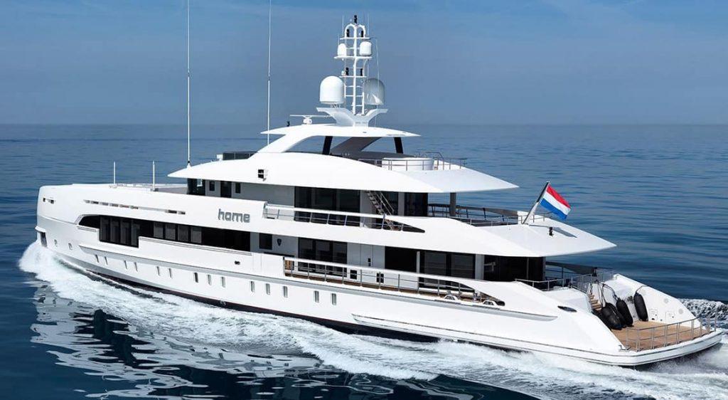 Singapore Yacht Show 2019 - Heesen Yacht