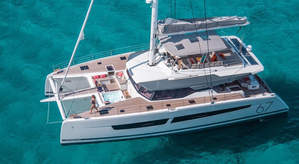 Singapore Yacht Show 2019 - Fountaine-Pajot Alegria 67