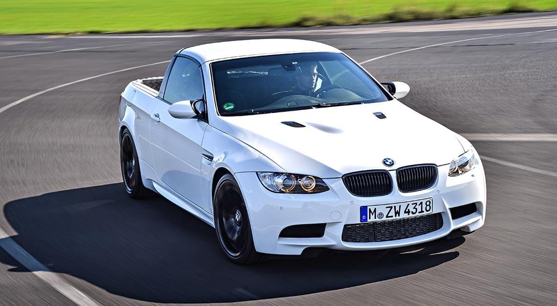 Odd BMW M3 prototypes