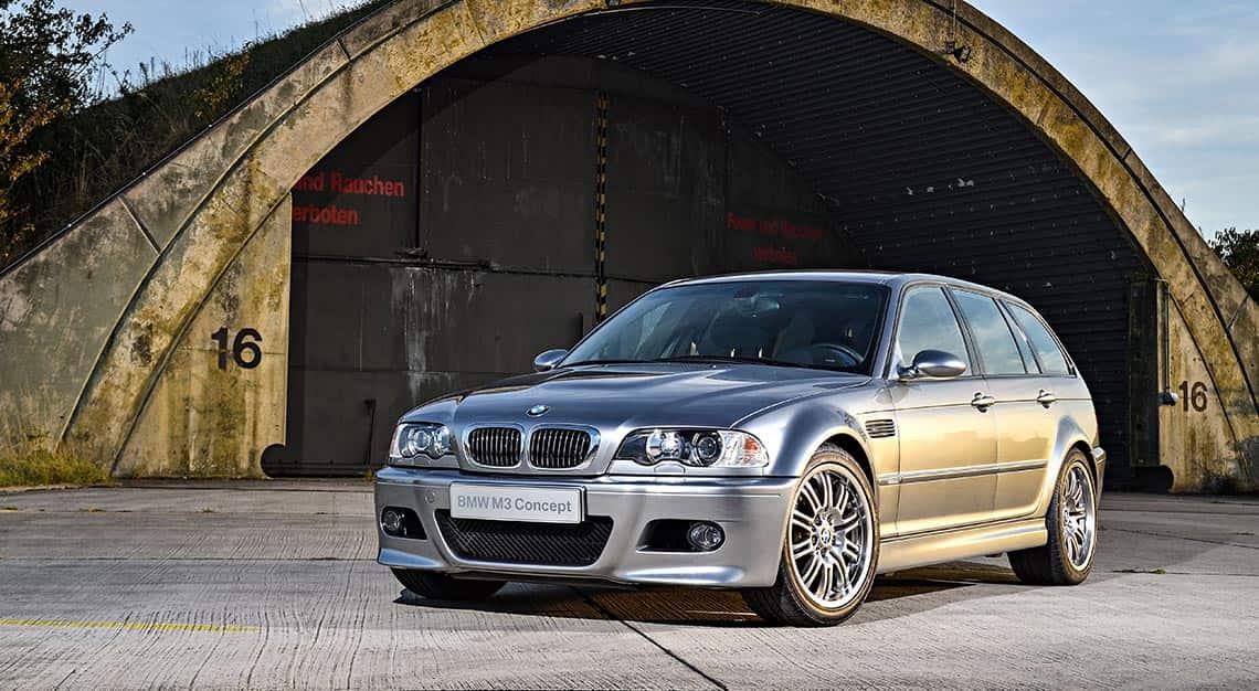 Odd BMW M3 prototypesnet