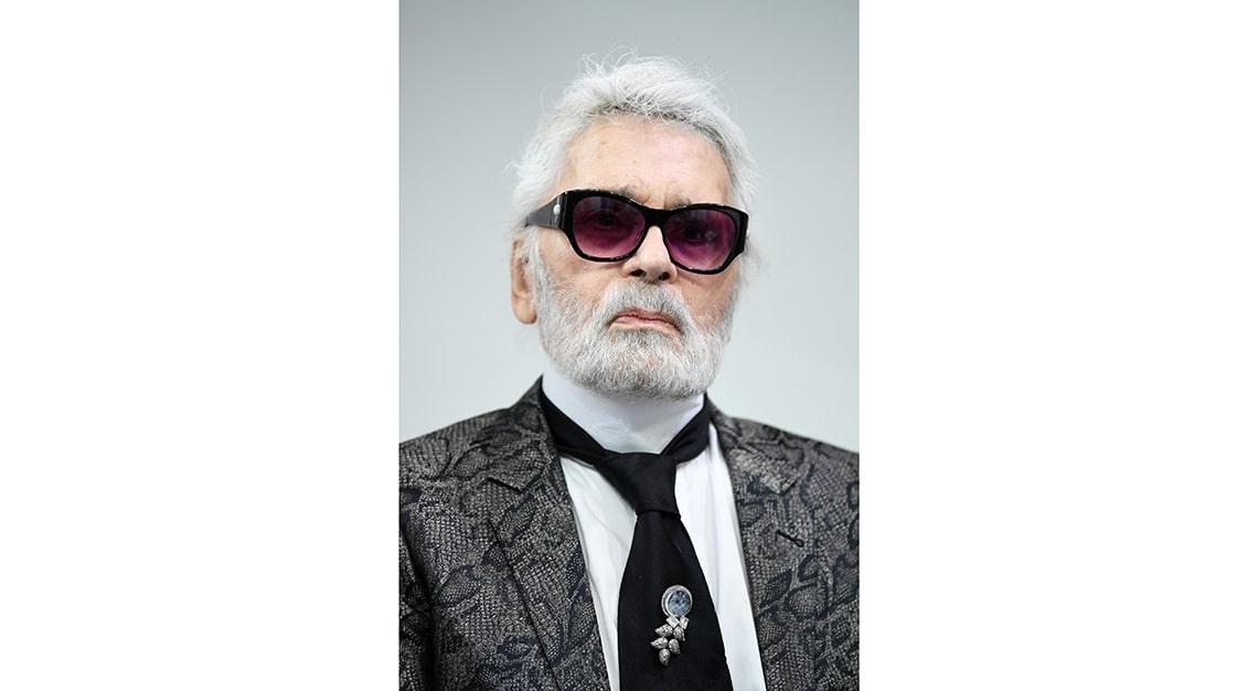 Woke Fashion - Karl Lagerfeld