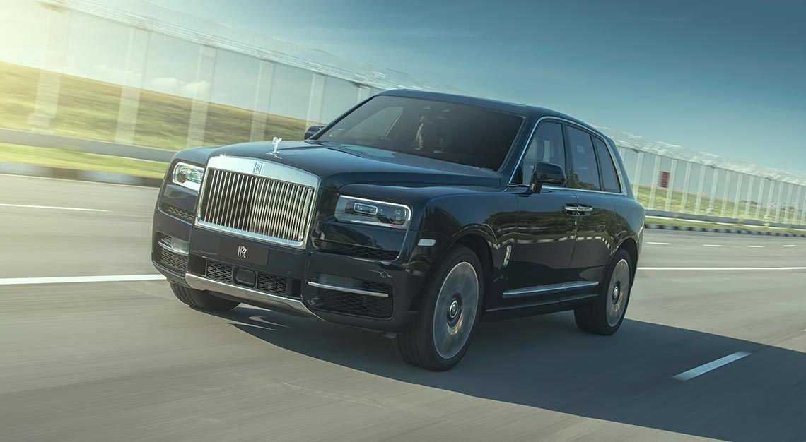 Rolls-Royce Cullinan review