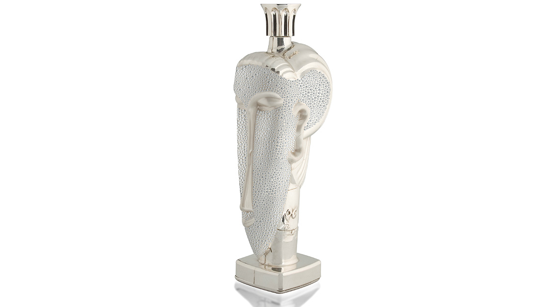 Most expensive bottle of water - Tributo Modigliani, Diamond Sterling