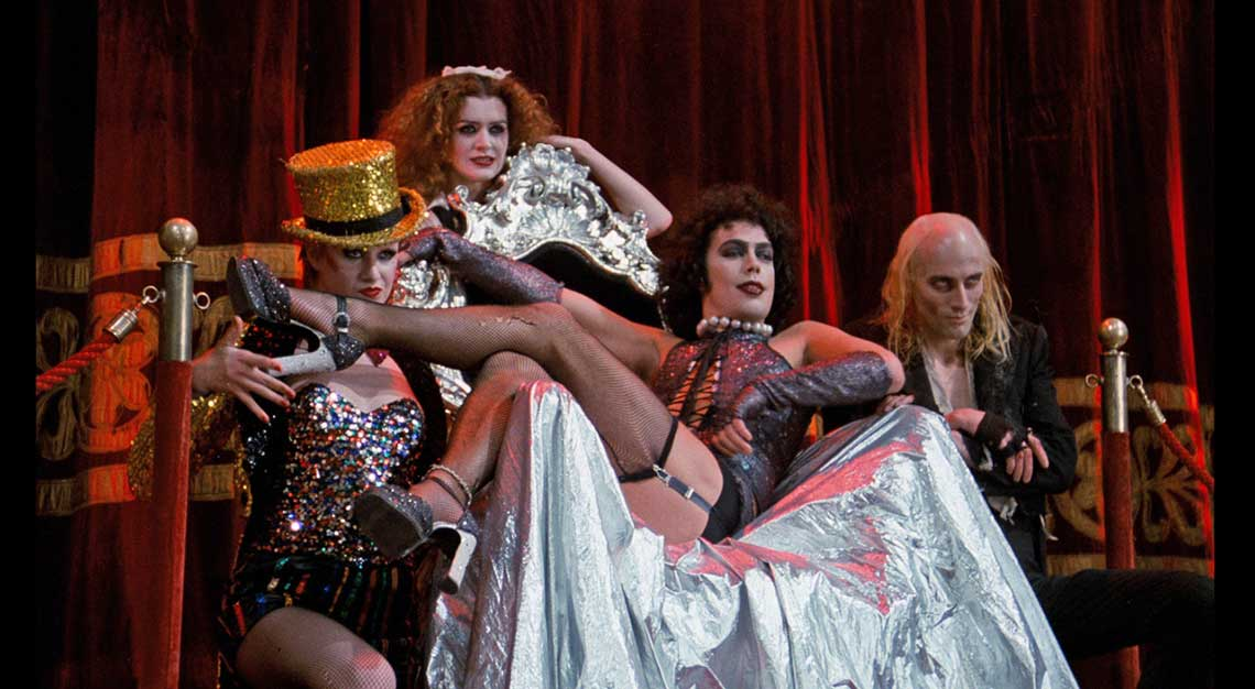Camp Fashion - The Rocky Horror Picture Show