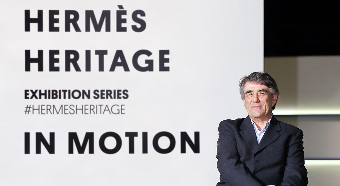 Hermès Heritage - In Motion