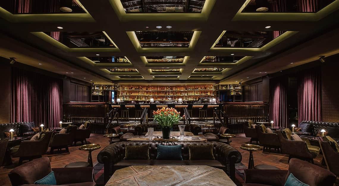 Asia's 50 Best Bars - Manhattan
