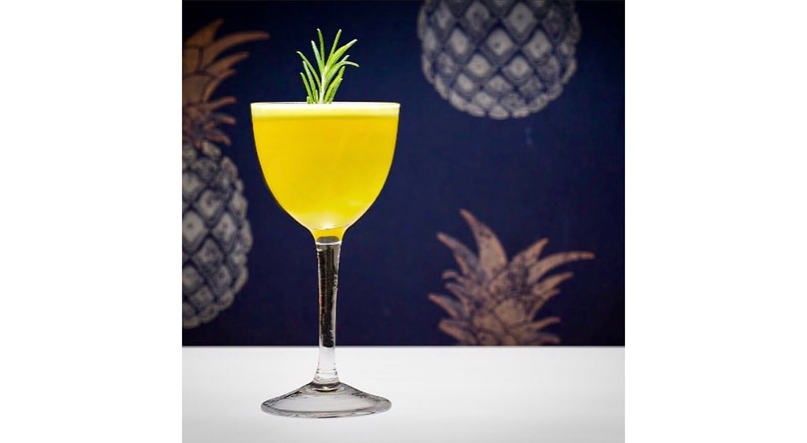Asia's 50 Best Bars - The Old Man Hong Kong