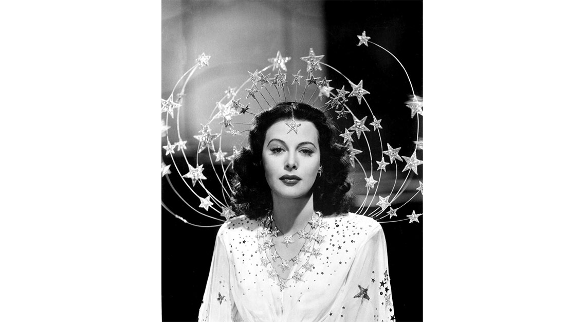 Female style icons - Hedy Lamarr