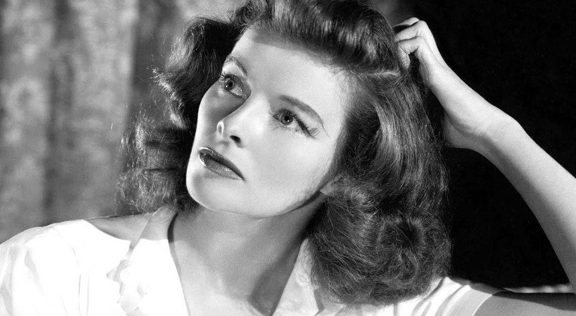 Female style icons - Katharine Hepburn