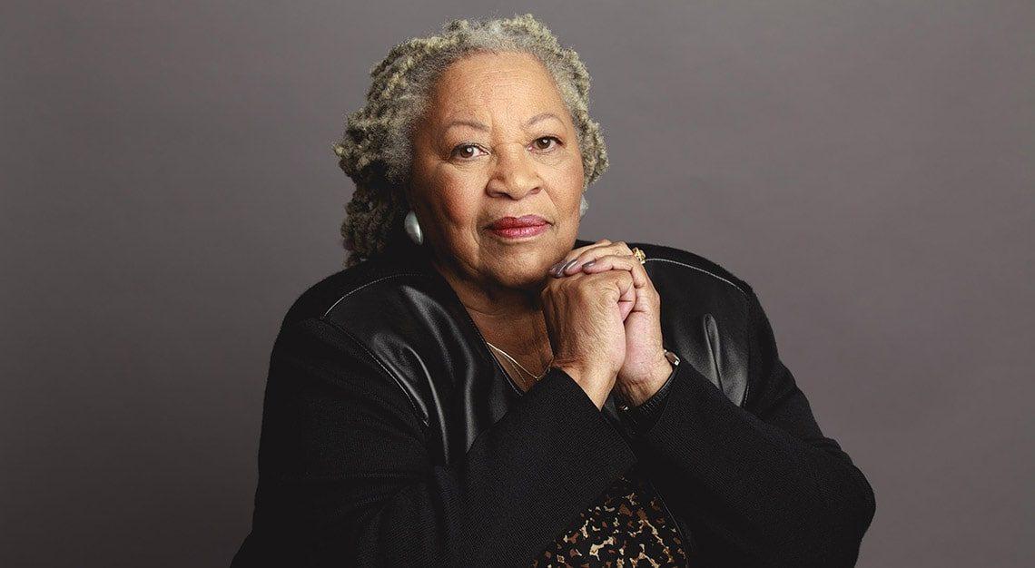Female style icons - Toni Morrison