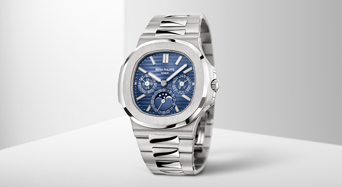 Luxury watch investments: Patek Phi...