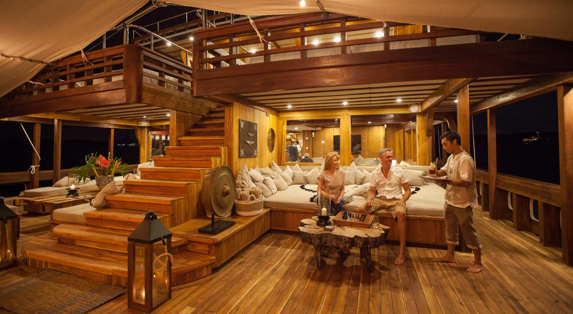 Luxury Cruise Charters - Prana By Atzaro