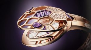 Bvlgari Serpenti Amethyst Capsule collection