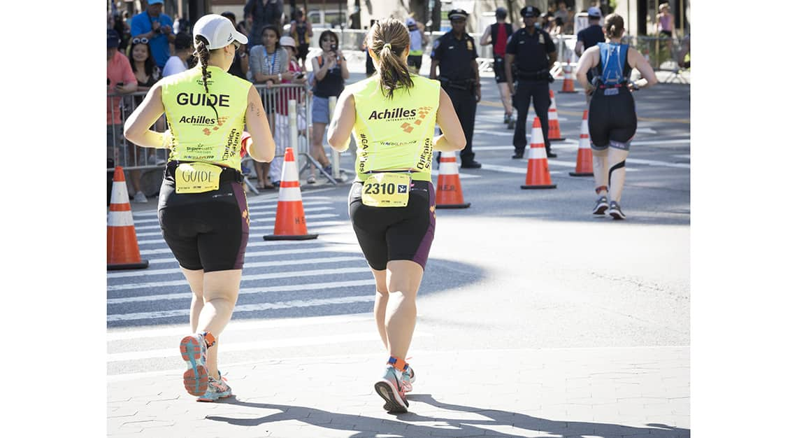 New York City Marathon - Achilles International