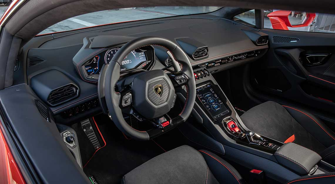 Best sports cars of 2019 - Lamborghini Huracan Evo