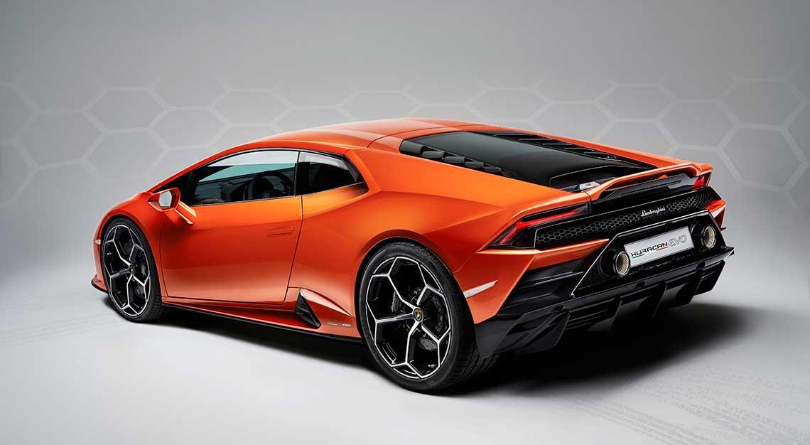 Best sports cars of 2019 - Lamborghini Huracan Evo