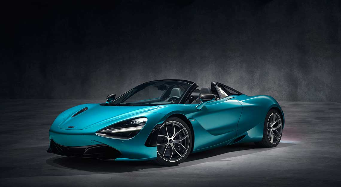 Best sports cars of 2019 - McLaren 720S Spider
