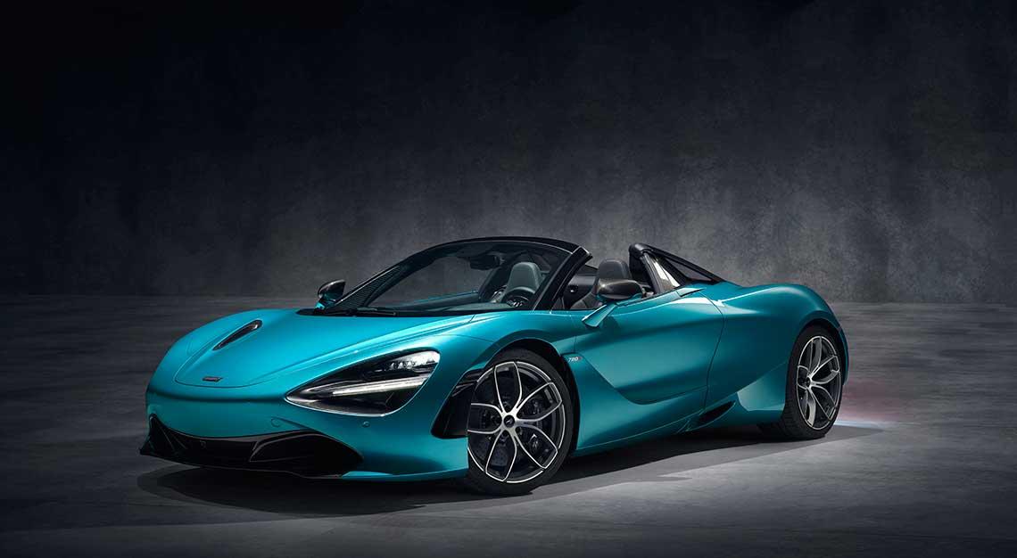 Best sports cars of 2019 - McLaren 720S Spider