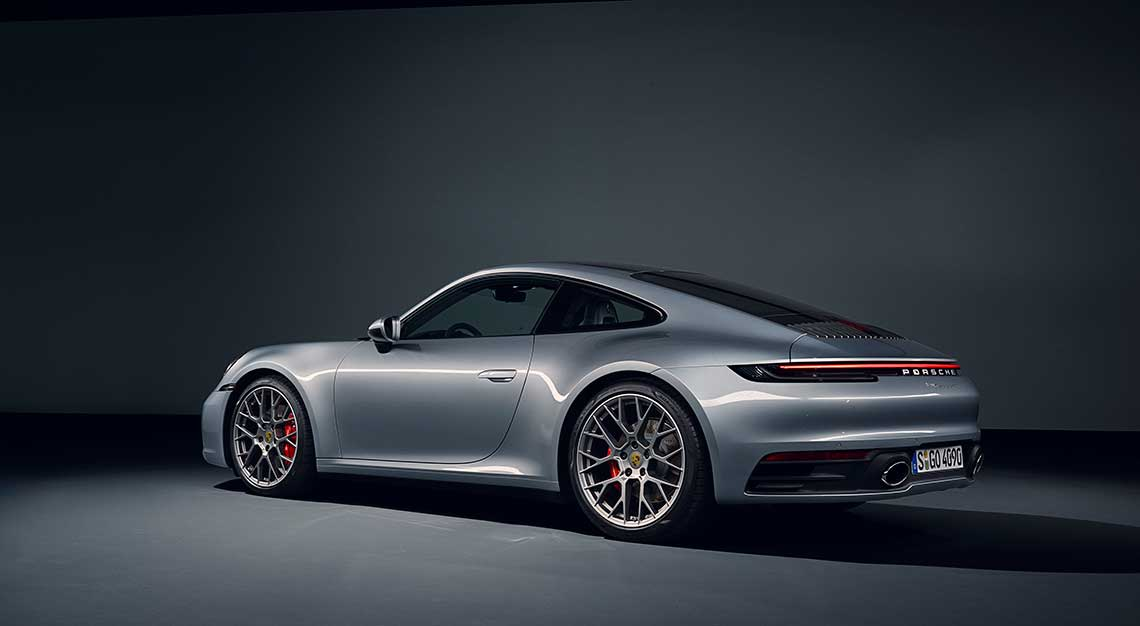 Best sports cars of 2019 - Porsche 911