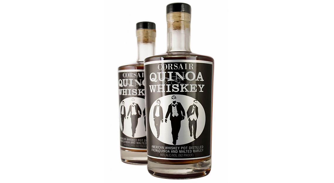 Corsair quinoa whisky