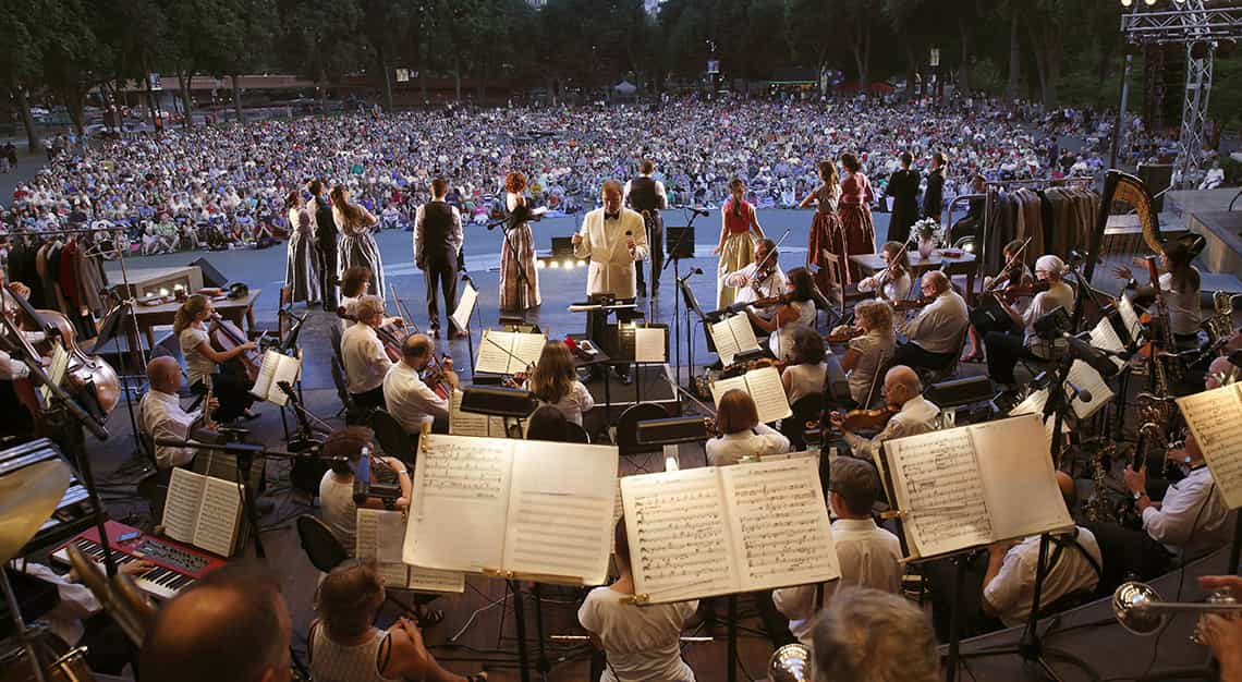 Boston One City Choir