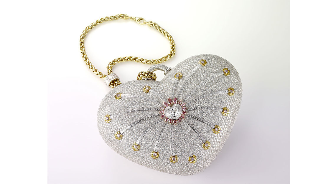 Mouawad 1001 Nights Diamond purse