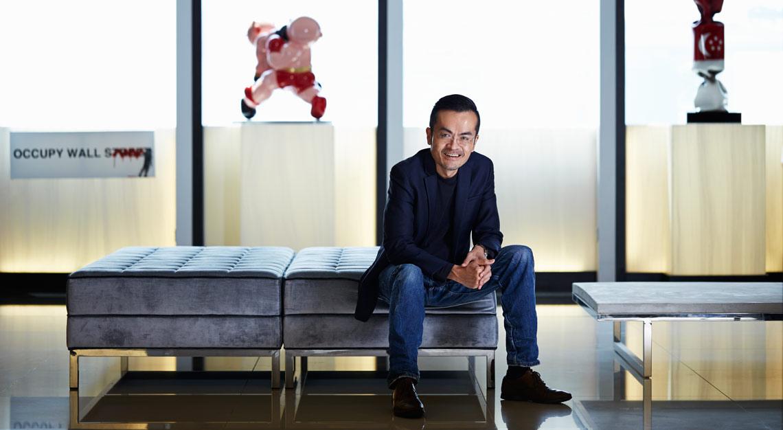 Mike Lim, DP Design Pte Ltd