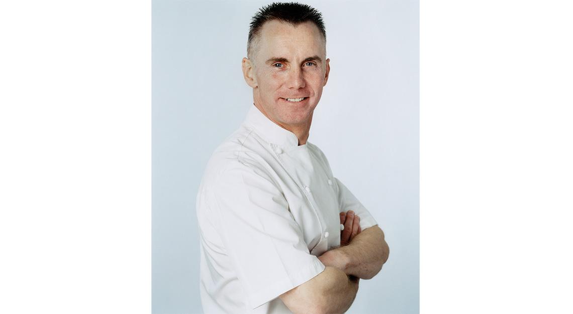 Chef Gary Rhodes