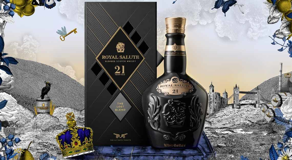 Royal Salute, The Lost Blend
