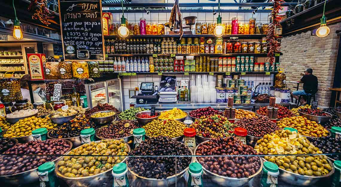 far-flung food destinations