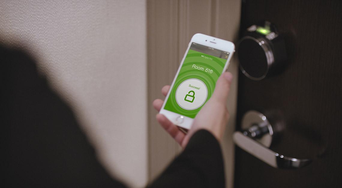 Hilton Digital Key