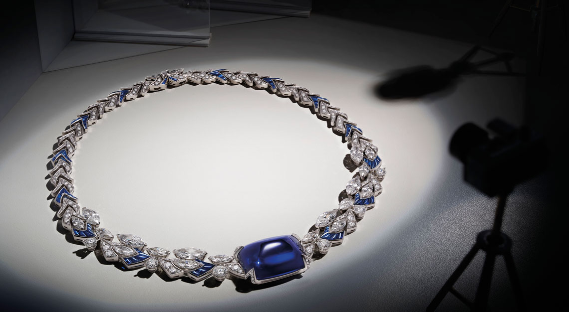 Bvlgari Cinemagia High Jewellery