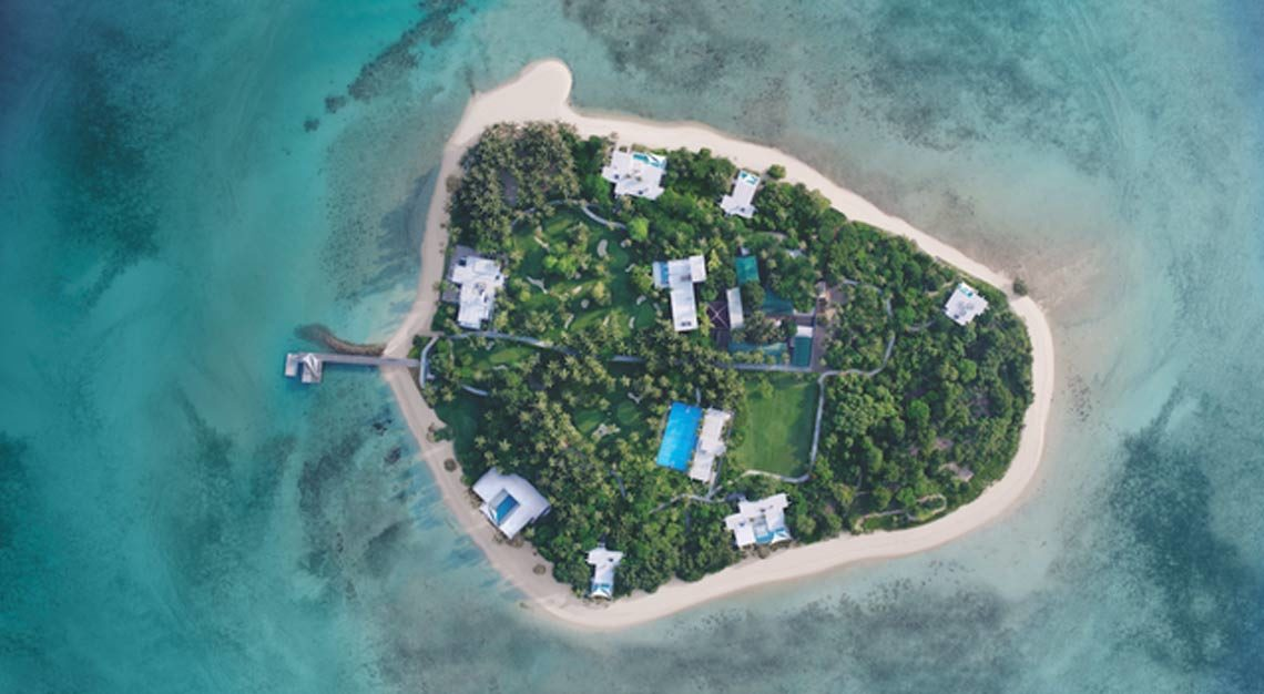 banwa private island