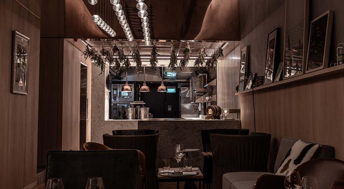 Restaurant Zen Singapore