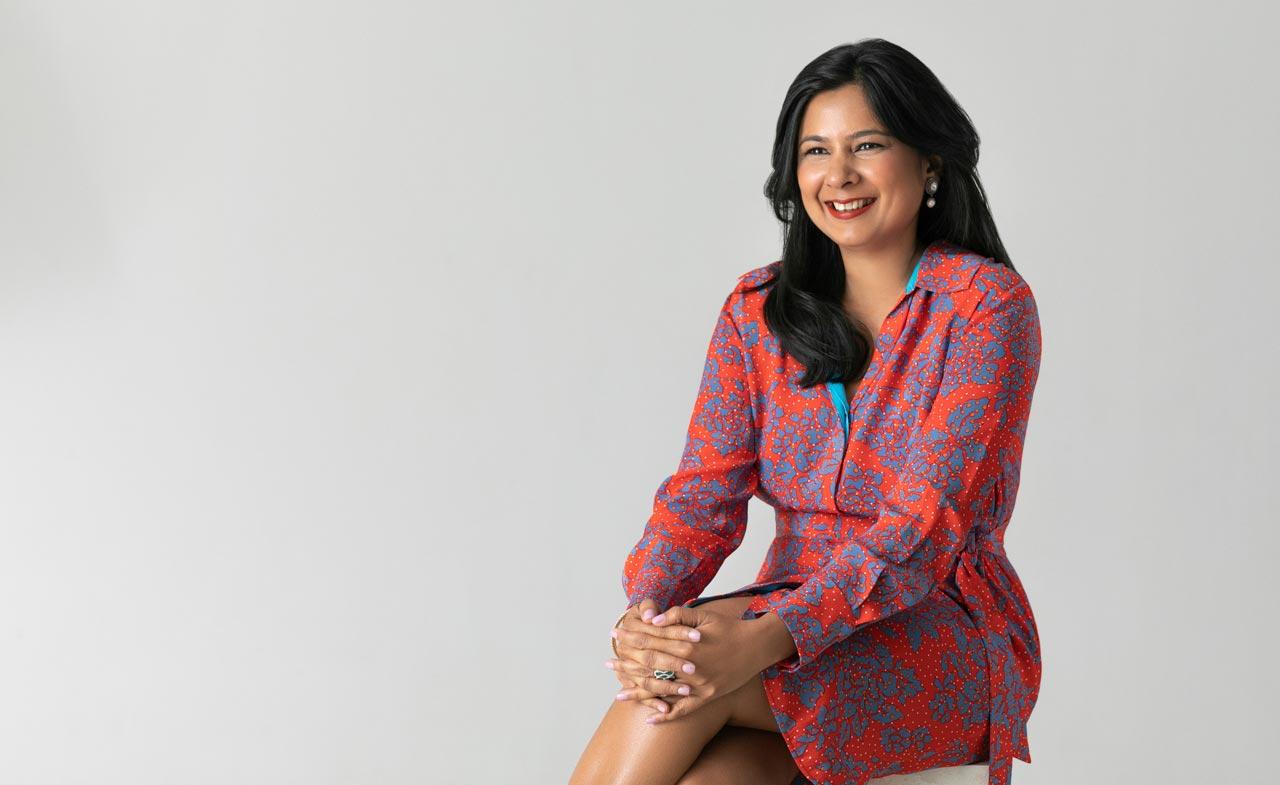 Amrita Banta, managing director of Agility Research and Strategy