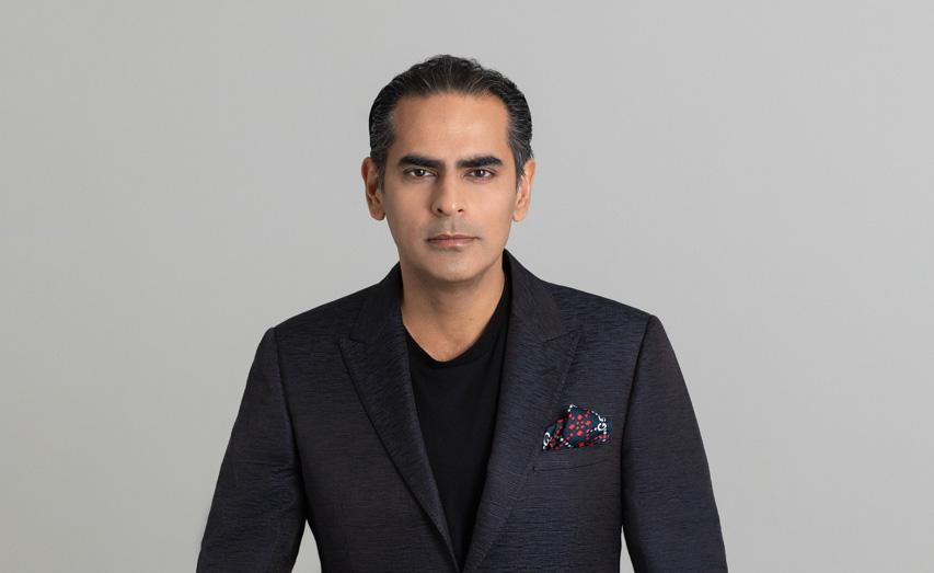 Gaurav Kripalani Festival Director, SIFA and Director, Singapore Repertory Theatre