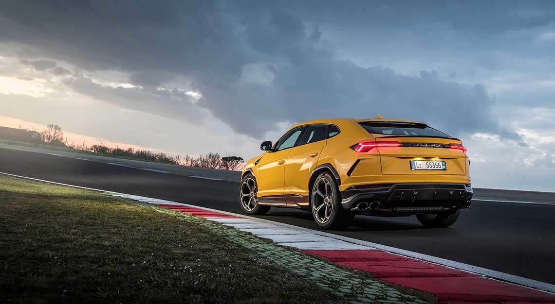 Lamborghini Urus review A supercar clad in the skin of an